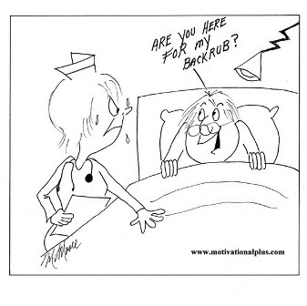 caregiver cartoon image
